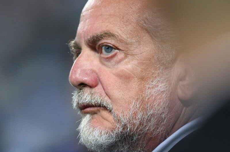 Serie A: De Laurentiis e altri presidenti minacciano di far saltare le prime due giornate di campionato