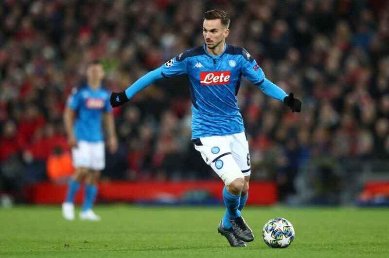 Sampdoria-Napoli, i quotidiani premiano Fabian Ruiz: per lui voti altissimi