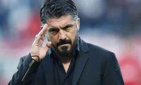 Napoli, Gattuso andrà via anche se la squadra andrà in Champions