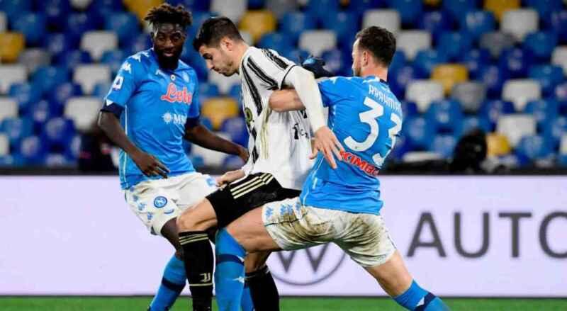 Serie A, Juventus-Napoli: gara fondamentale per la corsa al posto Champions