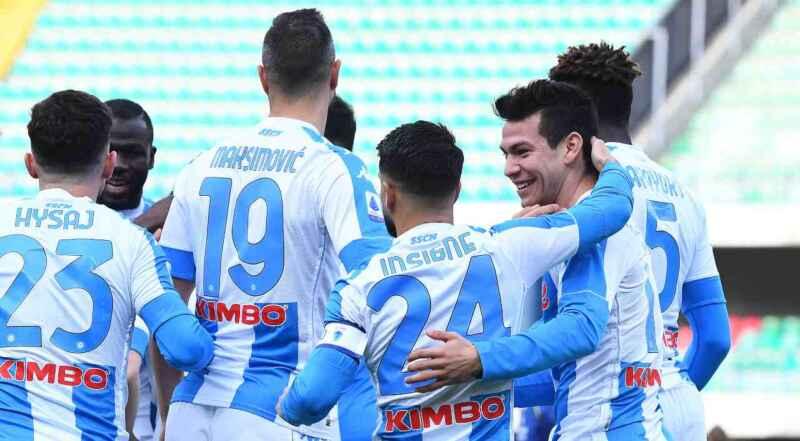 Napoli, superiorità e dominio: squadra mai così completa come adesso