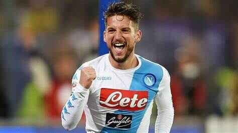 Napoli, retroscena su Mertens: sarebbe potuto diventare dell'Inter