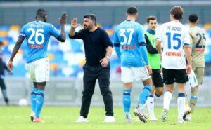 Il Napoli vola verso la Champions, lo Spezia trema. Pari tra Udinese e Bologna