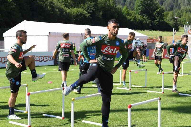 Napoli, report allenamento: palestra per Lobotka, Ospina ancora a parte