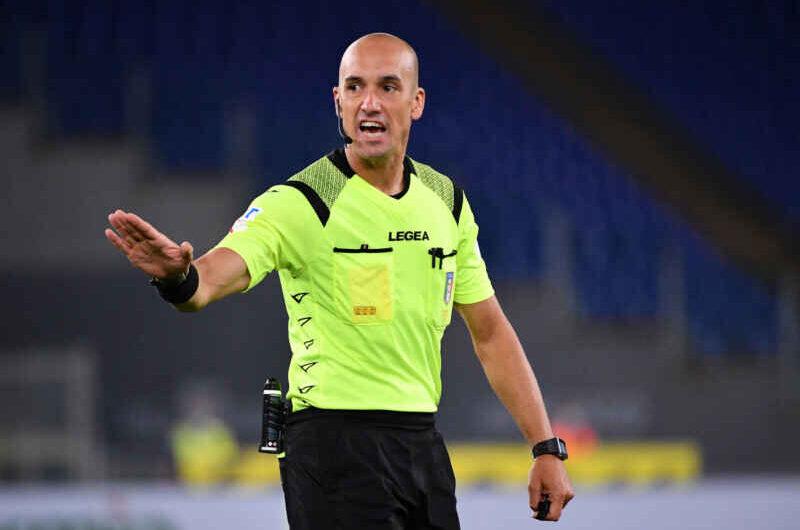 Arbitri & Arbitri – Michael Fabbri è l'arbitro di Napoli-Cagliari