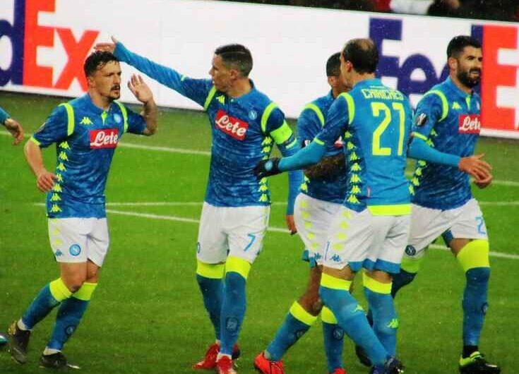 Napoli, la vittoria con il Crotone regala agli azzurri un record stagionale