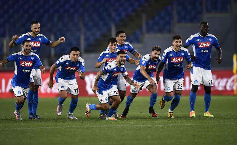 Napoli, è record di gol: in Europa nessuno come gli azzurri