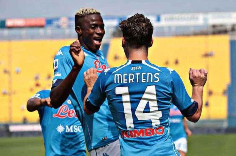 Napoli-Inter, Osimhen ancora favorito su Mertens: il motivo