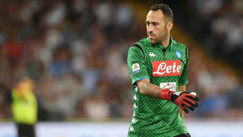 Napoli, Ospina potrebbe tornare in panchina contro la Lazio
