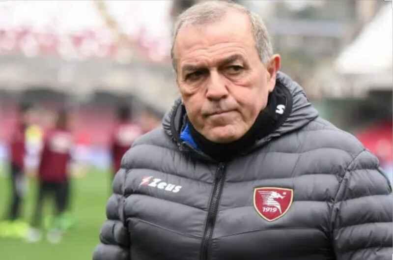 """Salernitana, Castori: """"Faccio il calcio efficace come Klopp, Simeone e Guardiola"""""""
