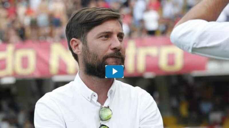 VIDEO – Clamoroso a Benevento, Foggia non le manda a dire e blocca Mazzoleni