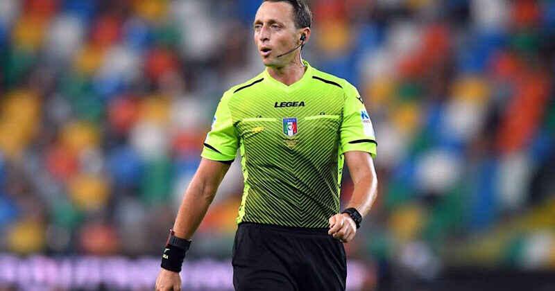 Arbitri & Arbitri – Rosario Abisso è l'arbitro di Fiorentina-Napoli