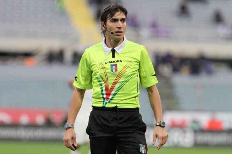 Arbitri & Arbitri – Gianpaolo Calvarese è l'arbitro di Napoli-Udinese