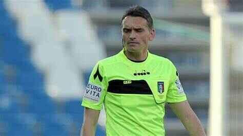 Spezia-Napoli: polemiche per la designazione dell'arbitro Irrati