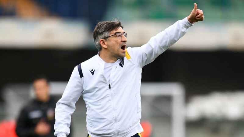 Napoli-Verona: durante la gara battibecco tra Juric e Manolas