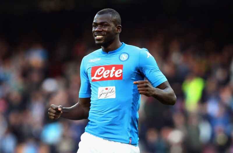 Fiorentina-Napoli: Koulibaly ancora assente, in corso un ballottaggio