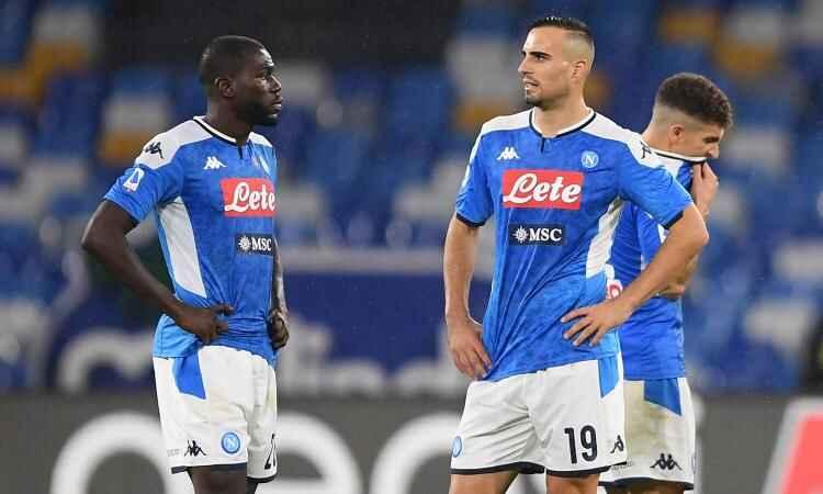 Napoli: la stagione di Koulibaly e Maksimovic potrebbe essere conclusa