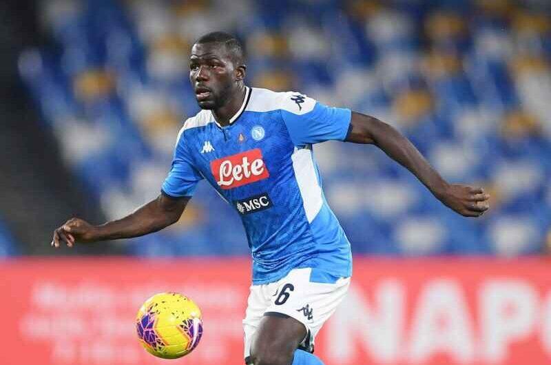 """Fedele: """"Koulibaly ha detto al Napoli che non vuole andare via"""""""