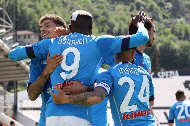 Napoli-Udinese, la probabile formazione azzurra: le ultime novità