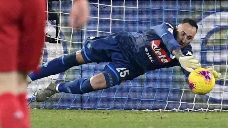 Napoli-Udinese, probabile formazione: forse torna Ospina, Osimhen titolare