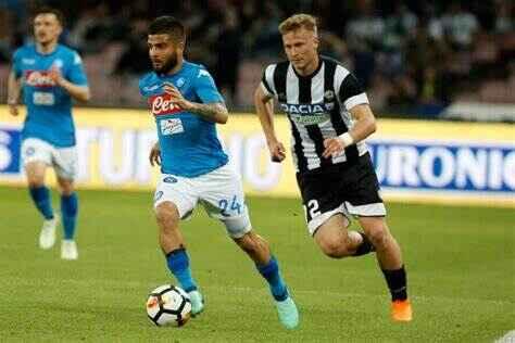 Napoli-Udinese, spunta un dato che favorisce gli azzurri: ecco quale
