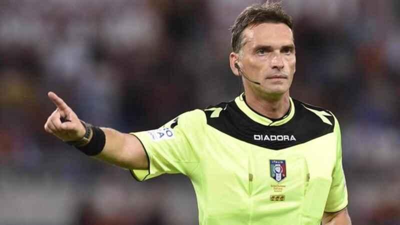 Arbitri & Arbitri – Massimiliano Irrati è l'arbitro di Spezia-Napoli