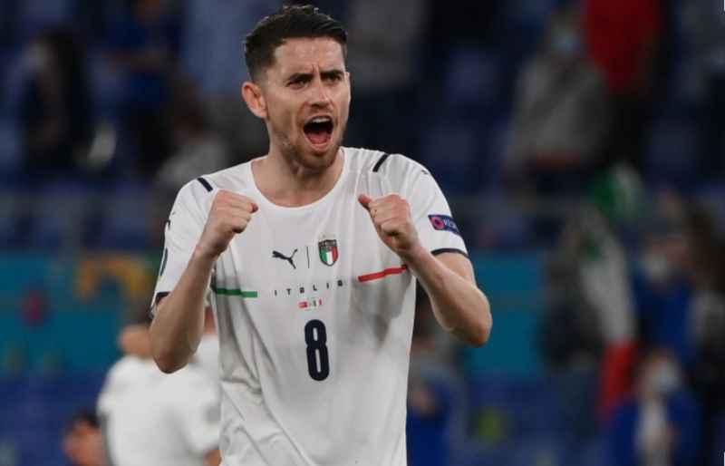 """Coverciano, Jorginho: """"Quest'Italia somiglia al Chelsea, voglia di dimostrare e fame di vincere"""""""