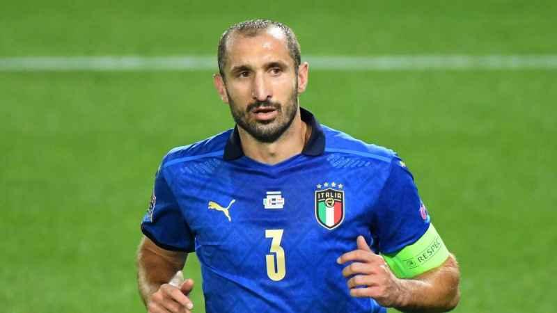 Italia, Euro 2020: Chiellini non recupera per l'ottavo contro l'Austria, anche Florenzi non al meglio