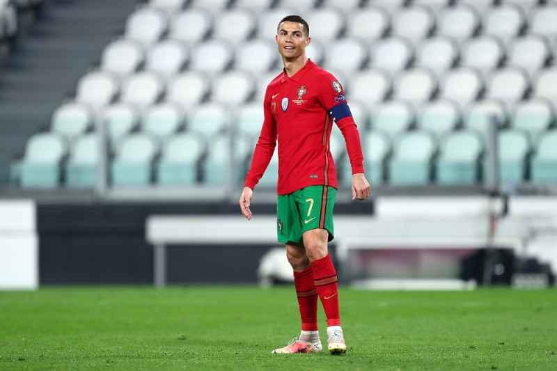 CR7 Portogallo