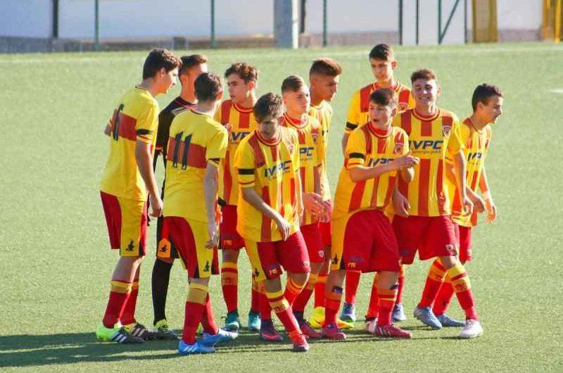 Benevento, settore giovanile: in arrivo un trequartista per l'Under 16
