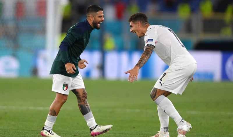 Italia, Euro 2020: Florenzi non recupera per la Svizzera, possibilità per Di Lorenzo dal primo minuto