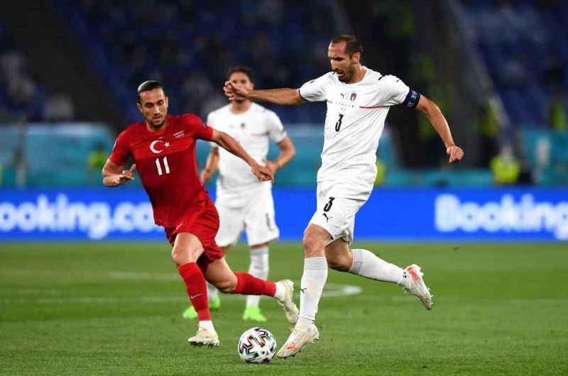 Pagelle Turchia-Italia, azzurri dominanti, spettacolare 3-0 al debutto Europeo