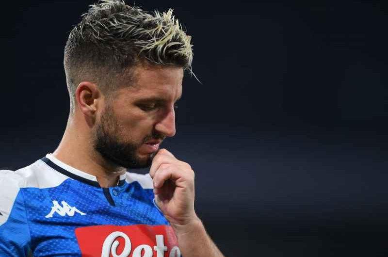 Diers Mertens resta a Napoli, ama la squadra ma c'è anche un altro motivo