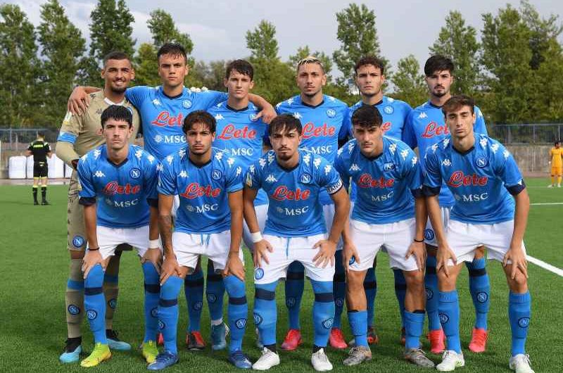 Primavera 2: il Napoli affronta il Parma nella semifinale dei playoff
