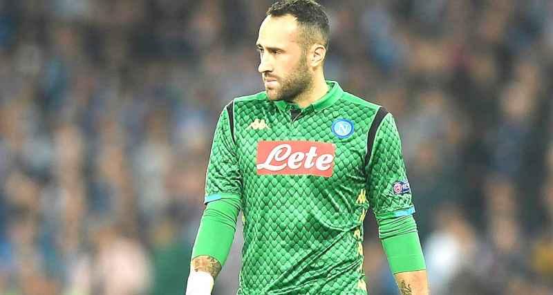 """Ospina, l'agente: """"Ha ancora un anno di contratto con il Napoli"""""""