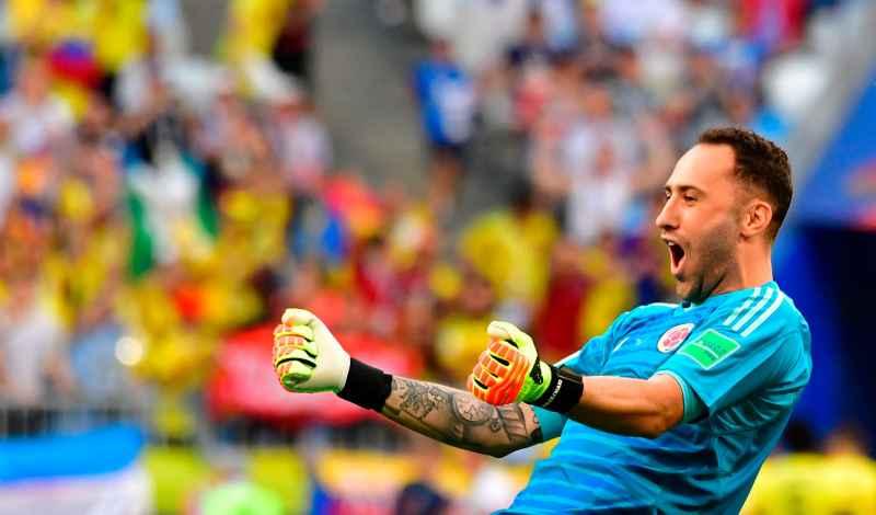 Record di presenze di Ospina con la Colombia: la reazione del portiere