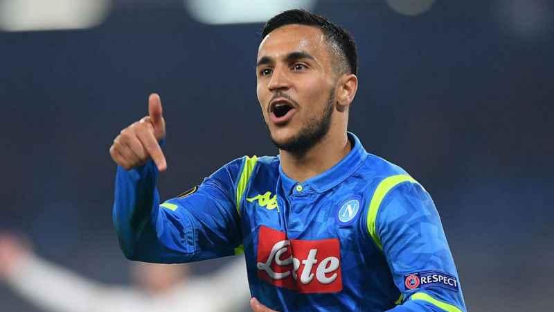 Ounas è in vendita, il Napoli chiede 25 milioni di euro