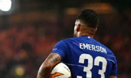 Emerson Palmieri Napoli