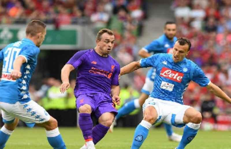 Il Napoli piomba su Xherdan Shaqiri, in scadenza col Liverpool: contatti avviati