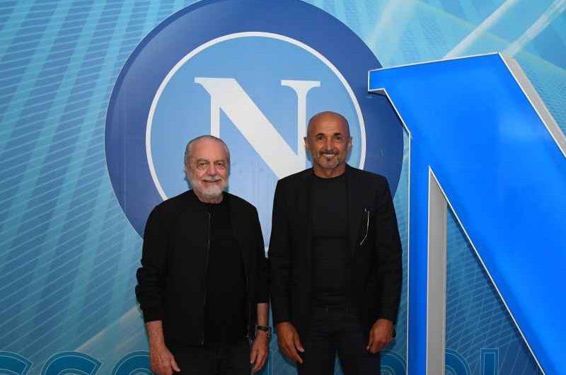 Napoli: oggi la presentazione di Luciano Spalletti