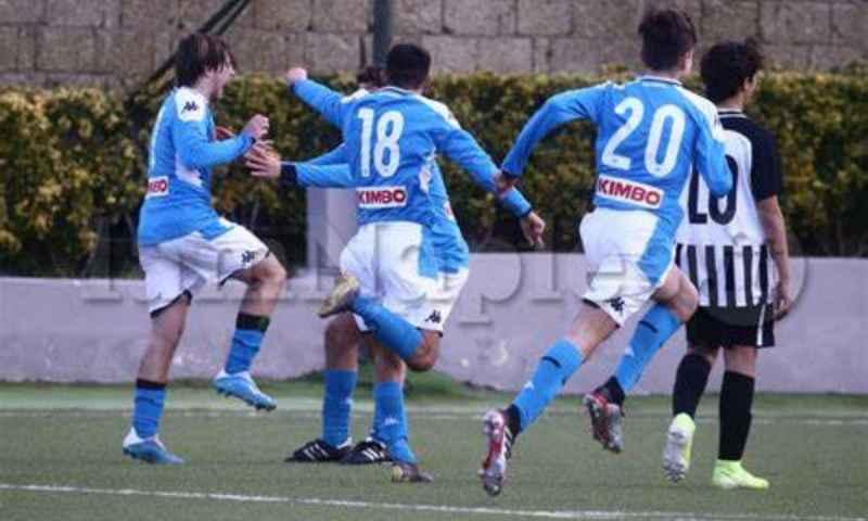 Settore giovanile Napoli: Fucci è un nuovo giocatore dell'under 17 A-B