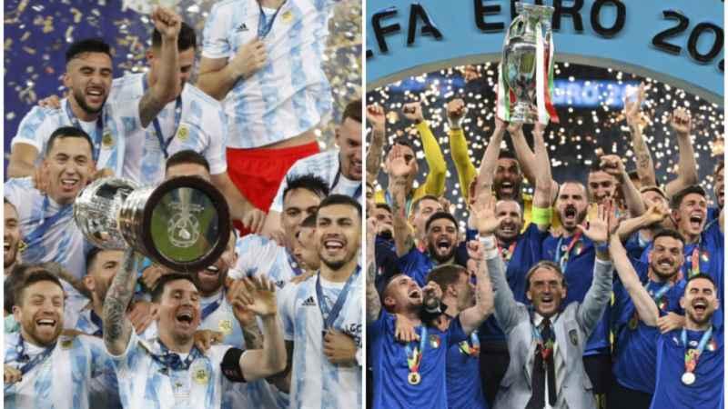 Supercoppa Maradona, Argentina e Italia pronte a sfidarsi nel nome di Diego