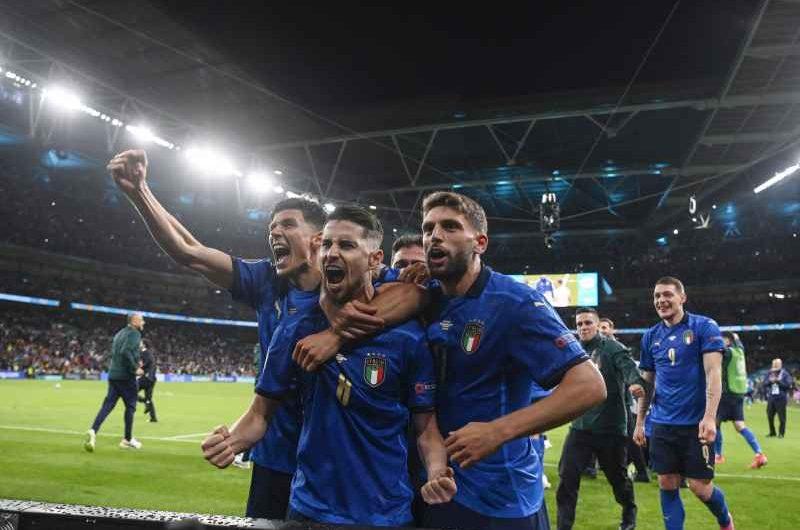 Italia-Inghilterra, Mancini potrebbe ripetere la formazione dell'ultima gara