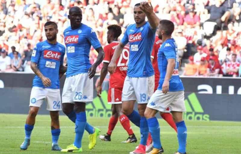 Napoli-Bayern Monaco: ecco dove verrà trasmessa la sfida tanto attesa