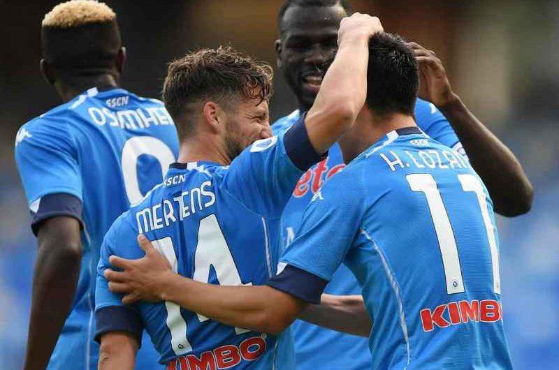 Il Napoli già alle prese con gli infortuni: i giocatori al momento indisponibili