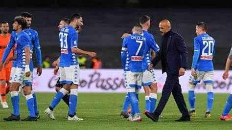 Napoli-Pro Vercelli, la formazione ufficiale della squadra azzurra
