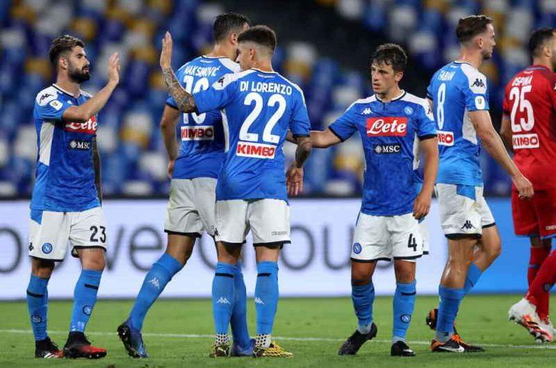 Ritiro Napoli, tutti i giocatori che non saranno presenti a Dimaro