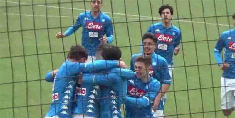 Settore giovanile Napoli, un giocatore nel mirino della Roma