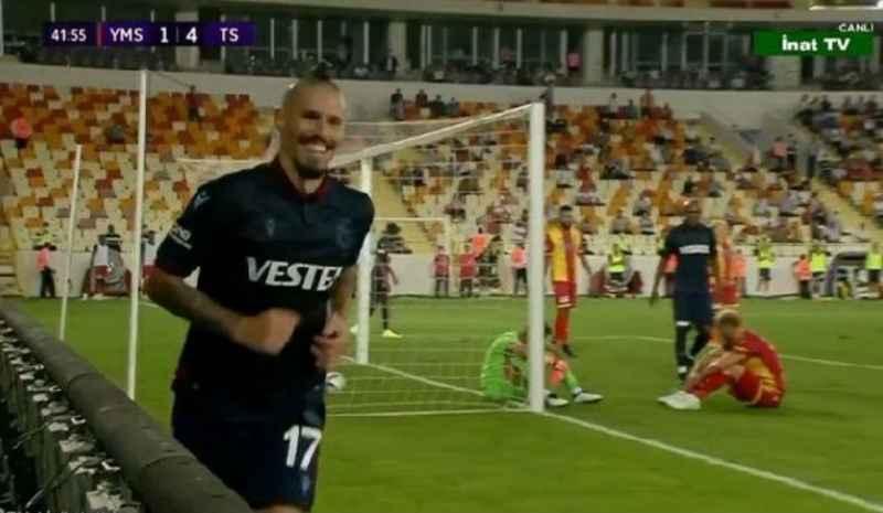 VIDEO – Show di Hamsik: gol e assist alla prima di campionato del Trabzonspor