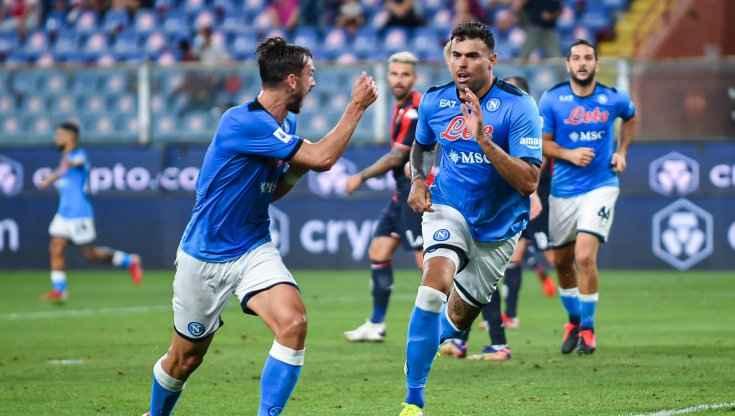 """Genoa-Napoli, la sentenza del quotidiano: """"Gol di Pandev regolare, Var intervenuto a sproposito"""""""